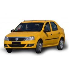 Dacia Logan - Galbena